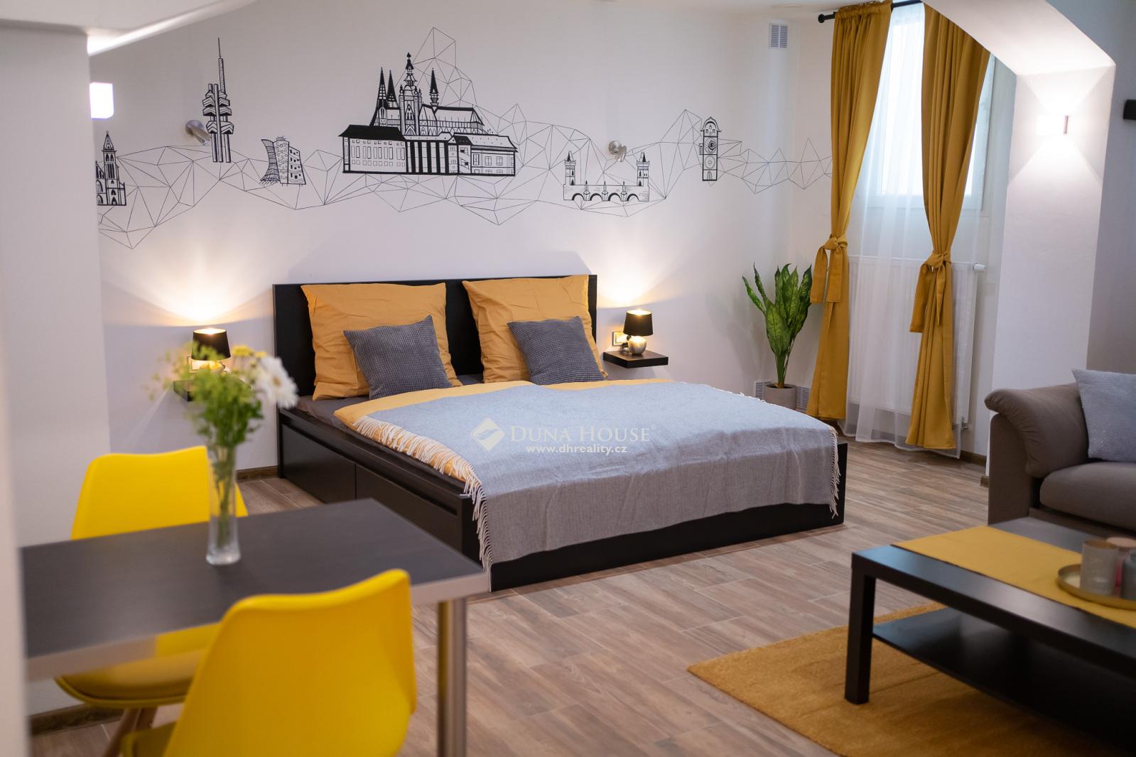 Prodej bytu, Jana Masaryka, Praha 2 Vinohrady