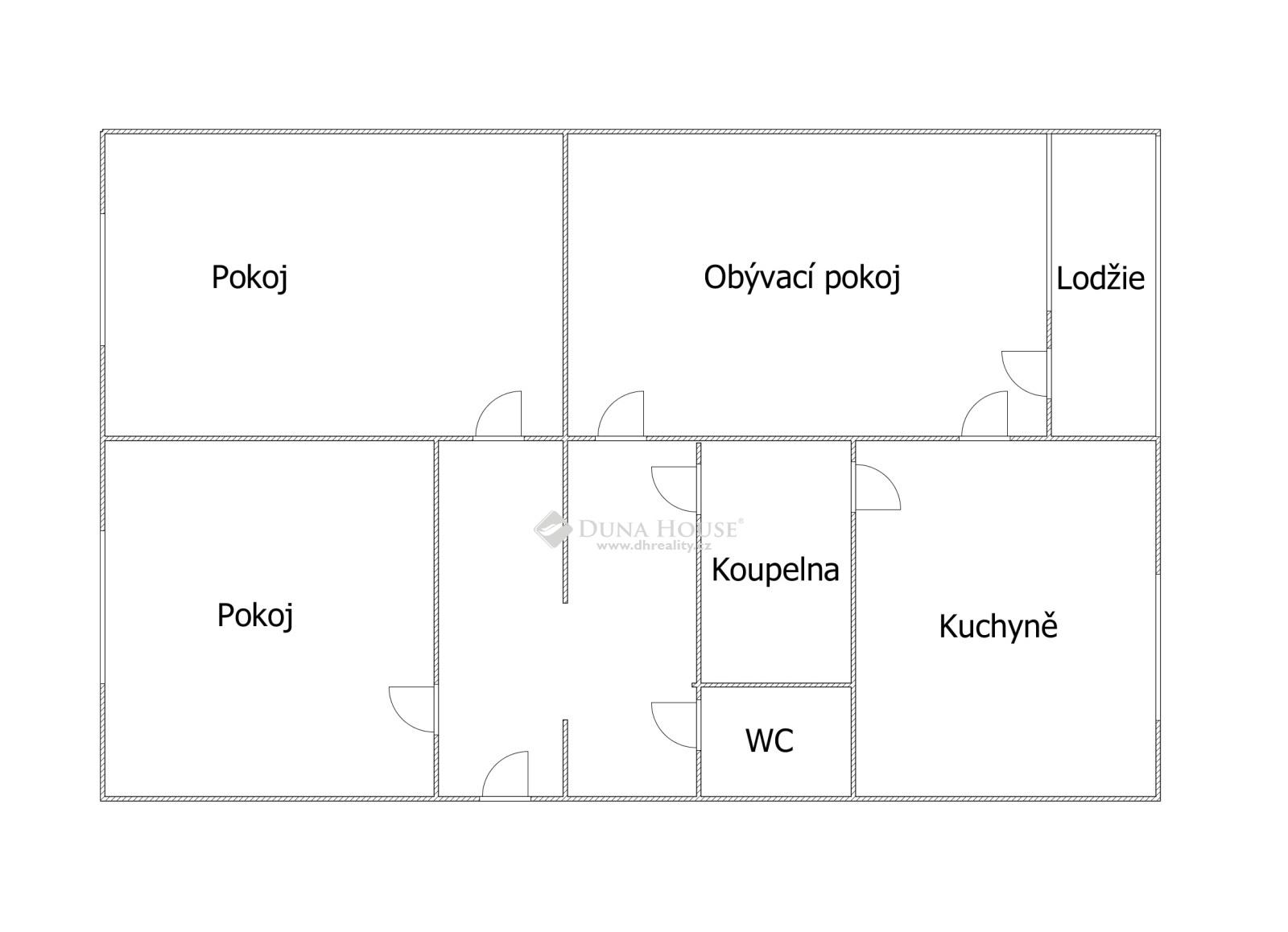 Prodej bytu, Slancova, Praha 8 Kobylisy