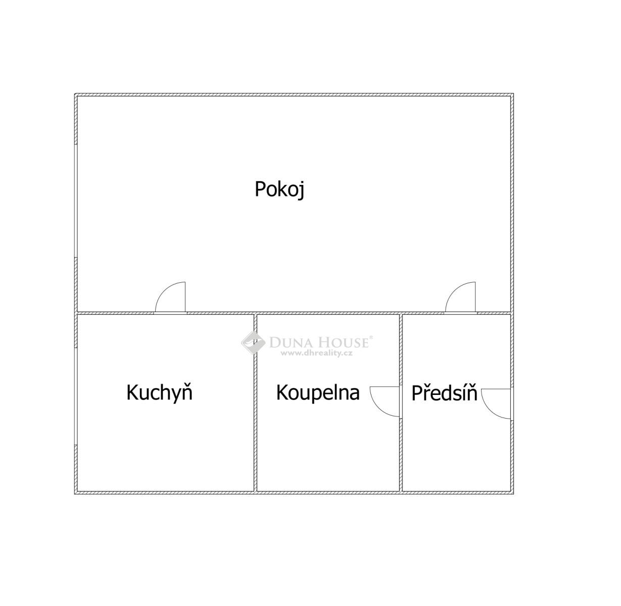 Prodej bytu, Bramboříková, Praha 10 Záběhlice